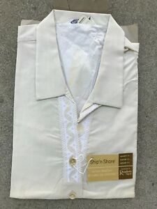 Deadstock Women's Ship `n Shore Top Out of Package w Tag BanCare All Cotton