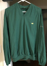 Masters Golf Pullover Womens Green Small