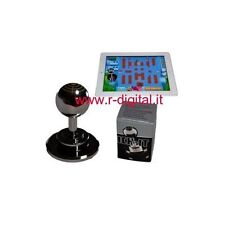 JOYSTICK ARCADE IPAD IPHONE HTC IPAD 2 SMARTPHONE CAPACITIVO TABLET TOUCH SCREEN