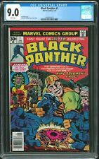 Black Panther 1 - CGC 9.0 (First Ongoing Series) Movie VF/NM
