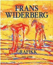 - Frans Widerberg: Grafikk (Norwegian Edition)