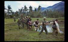 Vietnam War Marines Capture Viet Cong PHOTO Prisoners, An Lao Valley USMC 67