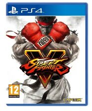 STREET FIGHTER V PS4 VIDEOGIOCO PLAY STATION 4 GIOCO LOTTA MULTILINGUA ITALIANO