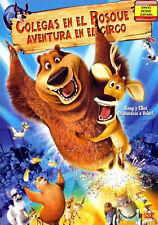 Colegas en el bosque 3: Aventura en el circo. DVD