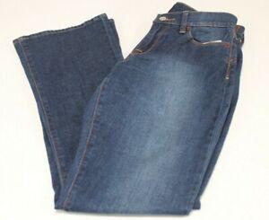 NWT Lucky Brand Women's Jeans 6/28 Sofia Boot Curvy Hip 5 Pocket Pants