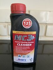Adey MC3 Plus Central Heating System Cleaner 500ml Protector New Formula