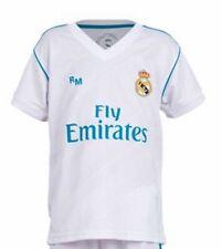 Real Madrid Cristiano Ronaldo #7 Soccer Jersey Fly Emirates Boys Size 12