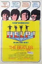 Movie Posters # 27 - 8 x 10 Tee Shirt Iron On Transfer Help! The Beatles