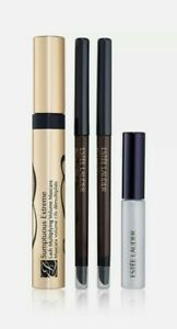 NEW Estee Lauder Eye Sweets 4pc Gift Set Mascara, Eyeliners, Brow Gel (RRP $180)