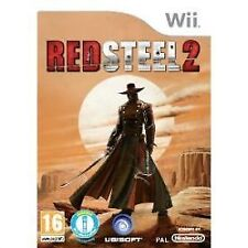 Red Steel 2 (Nintendo Wii, 2010) Brand NEW and Sealed