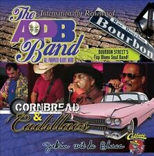 ALL PURPOSE BLUES BAND - CORNBREAD & CADILLACS * (NEW CD)