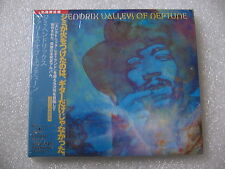 CD DIGIPACK HENDRIX JIMI - VALLEYS OF NEPTUNE import japon / neuf & scellé !