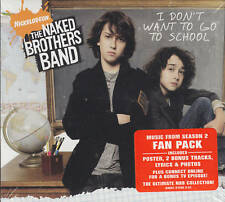 The Naked Brothers Band-2008-TV Soundtrack-[Expanded 14 Tracks ]-CD