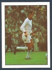 PANINI TOP SELLERS FOOTBALL 72-#212-MANCHESTER UNITED & ENGLAND-DAVID SADLER
