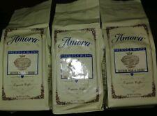 3 - Amora PRESIOCA BLEND, SOUTHERN PECAN. Ground Coffee , 8 oz.