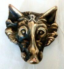 Ancienne boucle de ceinture métal doré