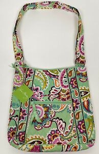 NWT Vera Bradley Hipster Purse Tutti Frutti Crossbody Bag Quilted 14192-140