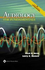 Audiology: The Fundamentals-ExLibrary