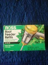 Ross root feeder refills Ror Trees And Shrubs 25-10-10