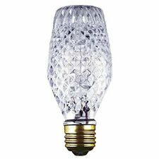 Westinghouse 0501800 - 43 Watt SL19 Eco-Halogen Cut Glass Light Bulb