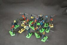 Britains ridders / knights , 15 stuks.