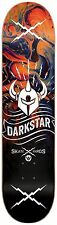 """Darkstar - Axis Orange 8.375"""" Skateboard Deck"""