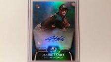 2012 Bowman Platinum Jarrod Parker RC Auto Emerald 2/10