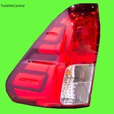Toyota Hilux Ute Tail Light Left Side 2015 2016 2017 2018 Rear Tub Back Body NEW