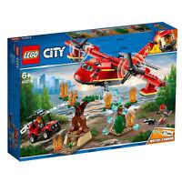 60217 LEGO CITY Fire Plane & Jeep Buggy Set 363 Pieces Age 6+