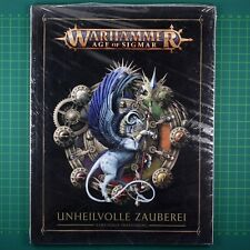 Warhammer Age of Sigmar Unheilvolle Magic Extension Rule Book 11379