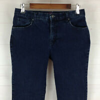 Gloria Vanderbilt Amanda womens 10P stretch dark wash mid rise tapered jeans EUC