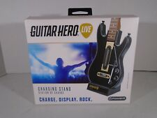POWERA--GUITAR HERO LIVE--CHARGING STAND W/ RECHARGEABLE BATTERY PACK (NEW)