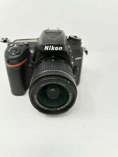 Nikon D7200 With 18-55mm  ex display 593 shutter count