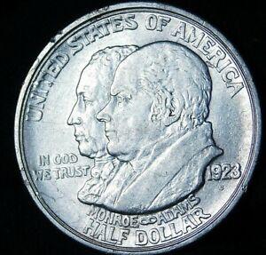 USA : 1923-s Monroe Doctrine Comemorative Half dollar  60-308