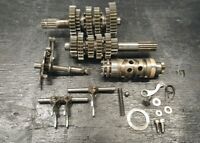 07 08 Ducati 1098 Oem Complete Engine Transmission Tranny Gears Trans forks 2007