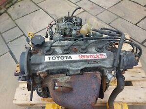Toyota Carina 2  II 4A-F 1.6 Engine