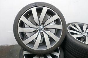 "SKODA SUPERB MK2 08-13 VW PASSAT B8 MARSEILLE 18"" ALLOY WHEEL 225/40 TYRE 3.53MM"
