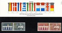 GB Presentation Pack 153 1984 Europa CEPT 25th Anniversary 10% OFF 5