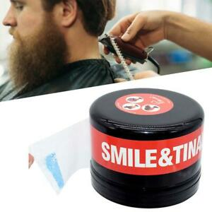 Barber Salon SPA Neck Strip/Paper/Tissue/Collar/Tape Dispenser Roll Holder Case