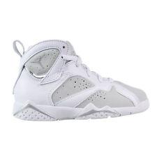 fe4eed1a058a Nike Air Jordan VII 7 Retro BP White silver Pure Money 304773-120 PS
