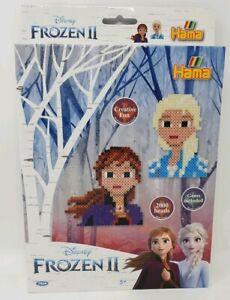 Hama 7964 Disney 2 Frozen Gift Box Melting Iron Beads