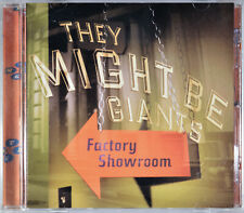 Factory Showroom by They Might Be Giants [Canada - Elektra/Club 1996] - VG/NM
