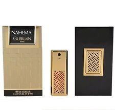 NAHEMA by Guerlain Paris parfum atomiseur 8ml - Very RARE, collectable