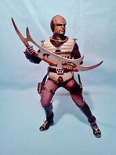 "1/6  (12"") Custom STAR TREK - KLINGON WARRIOR  ""WORF"" ~ FREE SHIPPING"