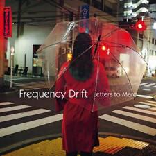 FREQUENCY DRIFT - LETTERS TO MARO SEALED 2018 DIGIPAK CINEMATIC PROG ROCK
