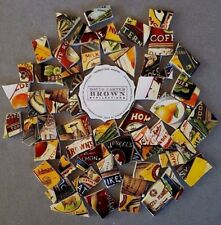 """HOMESTEAD PANTRY"" MOSAIC TILES by DAVID CARTER BROWN"