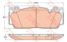 TRW Juego de pastillas freno BMW Serie 5 6 GDB2020