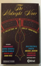 THE MIDNIGHT HOUR - A COLLECTION OF GREAT SMOOCHERS - CASSETTE