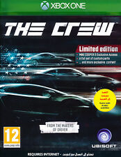 The Crew Limited Edition (Xbox One) NEW & Sealed English/Arabic packaging