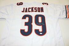 a8d6625c9cd Eddie Jackson Chicago Bears signed autographed football jersey JSA COA auto